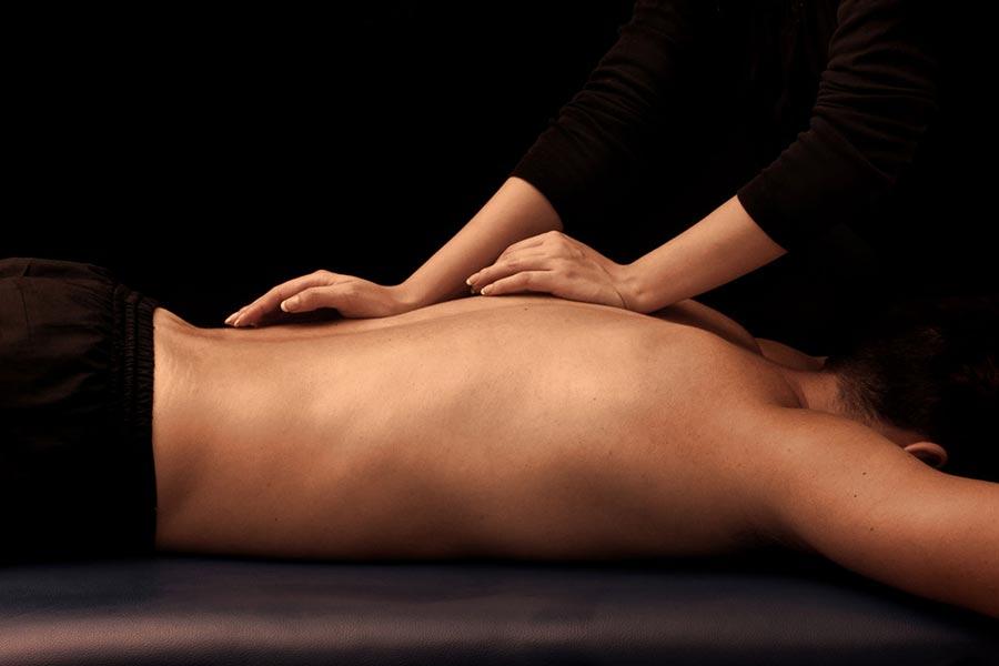 Erotische Massage Mann