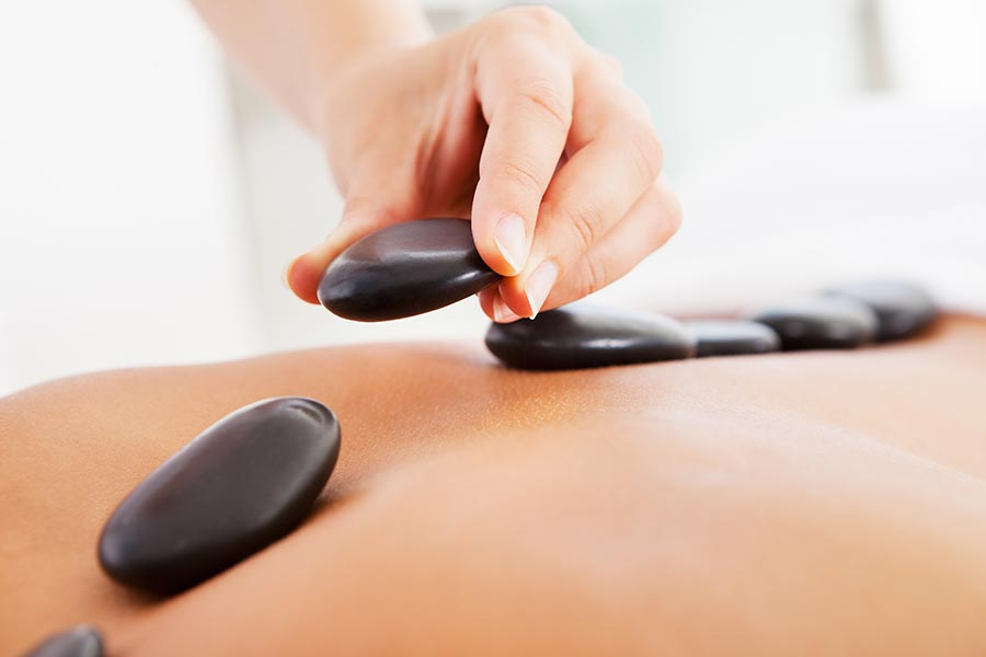 Hot-Stone-Massage Hannover